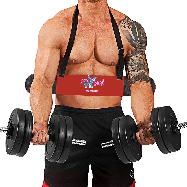 Arm Blaster Aislador De Bíceps Bombeo, Tríceps Gimnasio