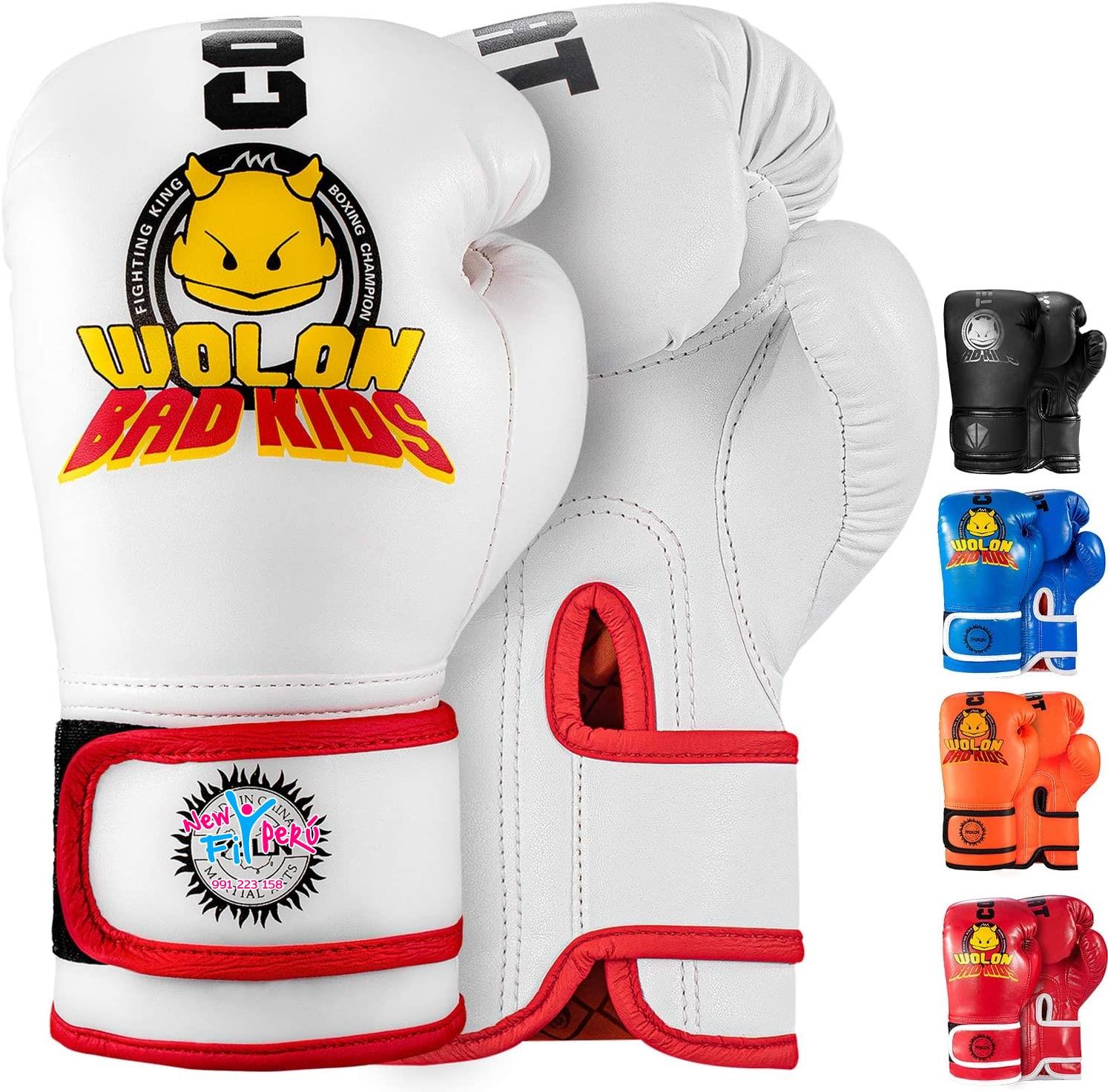 Guantes De Box O Boxeo Para Niños De 3 a 8 Años