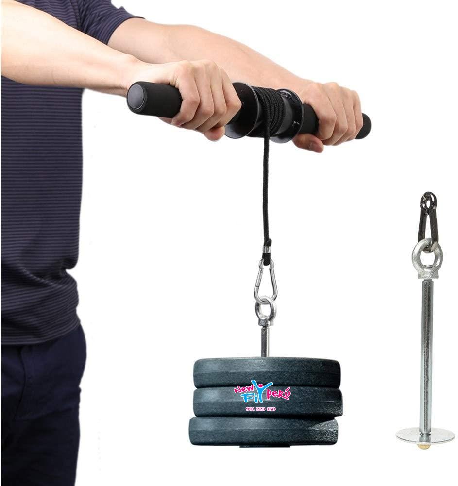 Blaster ejercitador Antebrazo muñeca rodillo de fuerza gimnasio