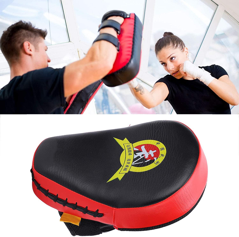 GUANTELETA Almohadilla de Mano de Esponja Duradera para Entrenamiento artes marciales